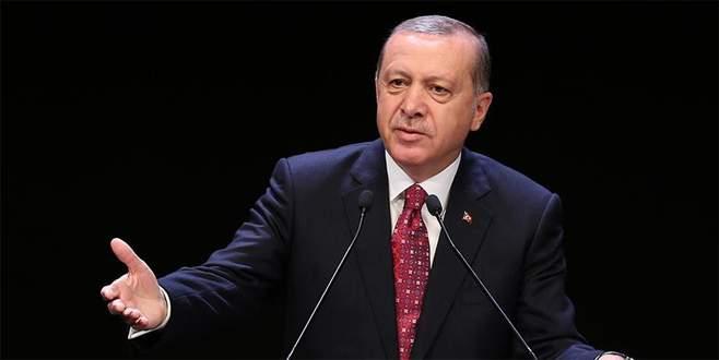 Erdoğan: 'Hava sahaları ve sınırlar da kapatılacak'