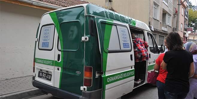 Kadınlar her gün KETEM'e taşınıyor