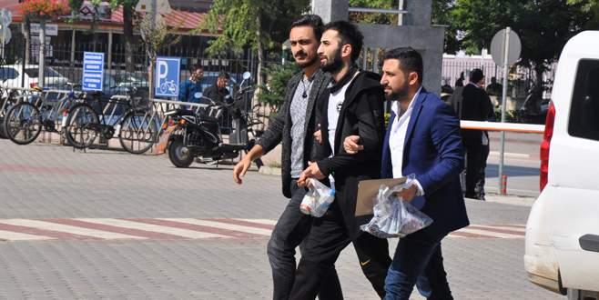 Bursa'da üniversitelilerin kabusu yakalandı!