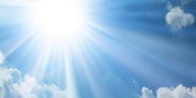 Meteoroloji duyurdu: Hava sıcaklığı artıyor