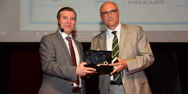 Bursa'ya 'Yılın Valiliği' ödülü