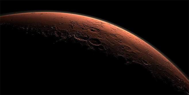 Mars buzul çağında metan gazıyla mı ısındı?