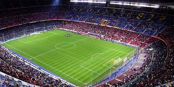 İspanya'ya Barça resti!