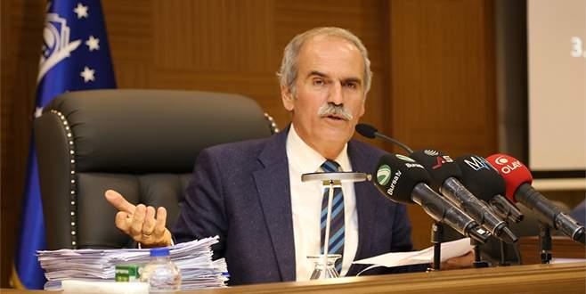 Başkan Altepe'den istifa iddiasına yanıt
