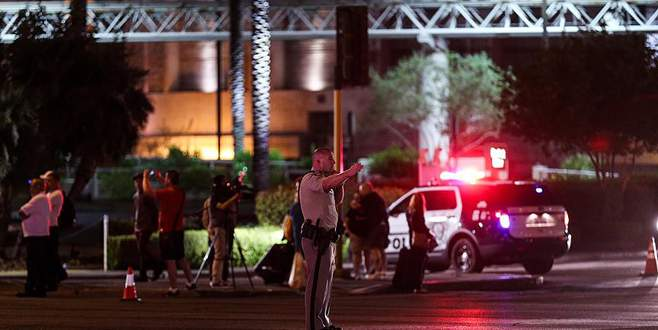 Las Vegas saldırısında ölü sayısı arttı!