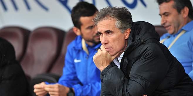 '2 puan kaybettik ama futbol umut verdi'