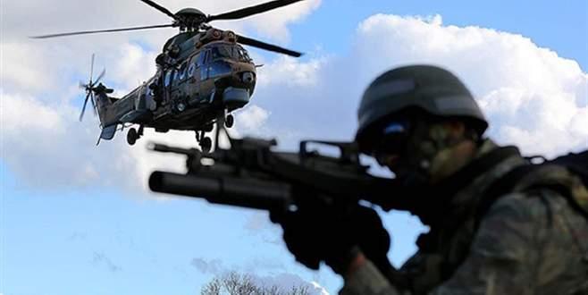Doğubayazıt'ta çatışma! 5 terörist öldürüldü…
