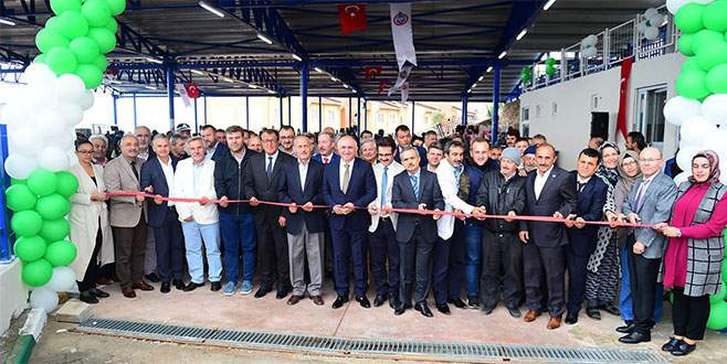 Orhangazi TOKİ'ye kapalı pazaryeri