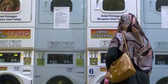 Bu da Müslüman çamaşırhanesi