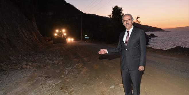 Yeniköy-Kurşunlu arasında ulaşım sorunu çözülüyor