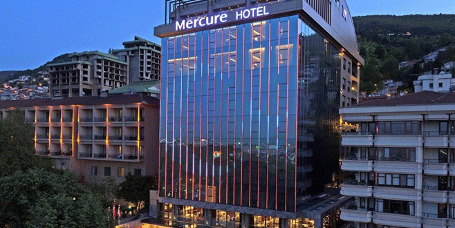 Mercure Hotel'de eğlence başlıyor