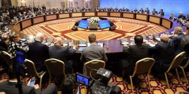 Astana'da Rusya'dan Kürtlere davet