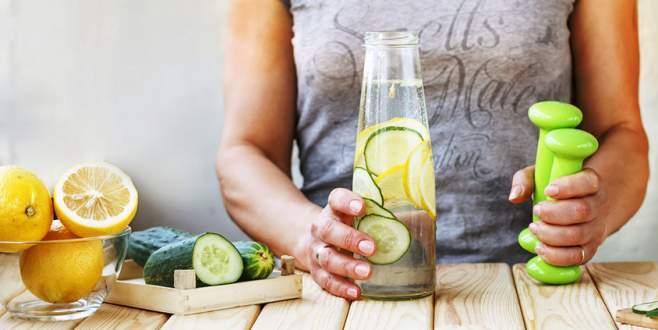 Yazdan kalan fazla kilolara veda etmenin formülü: Sonbahar detoksu