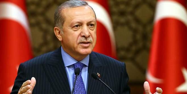 Cumhurbaşkanı Erdoğan'dan CHP'li Tezcan'a suç duyurusu