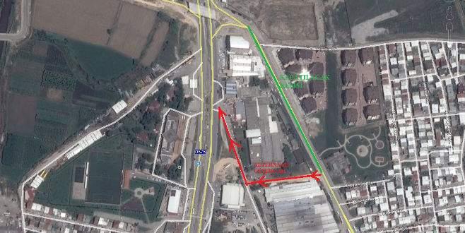 Panayır'da trafik düzenlemesi