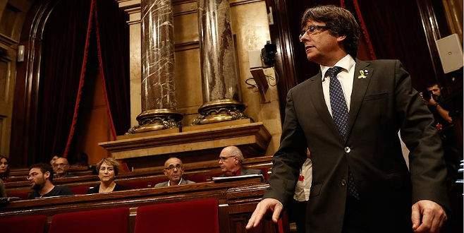 Katalonya krizi Belçika'yı karıştırdı