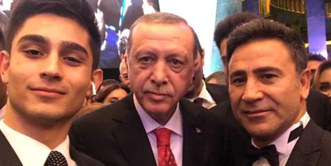Erdoğan'a ricada bulundu oğlunun hayali gerçek oldu