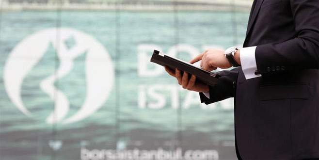 Borsa'da aslan payı yabancının