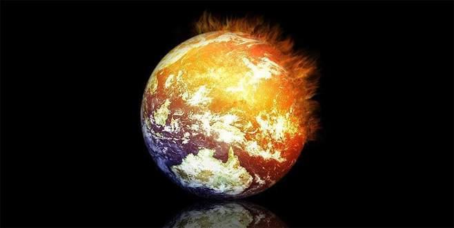 '2017 yılı en sıcak 3 yıldan biri'