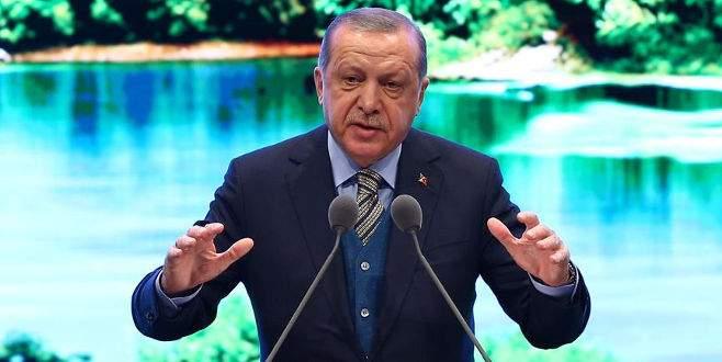 Erdoğan: 'Ne yaparsanız yapın 2019 AKM'nin bittiği yıl olacak'