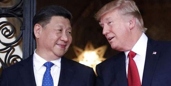 Trump, Şi'ye torununun söylediği şarkıyı dinletti