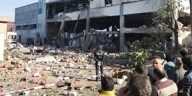 Patlamada ölen Suriyeli işçi 1 hafta önce işe başlamış