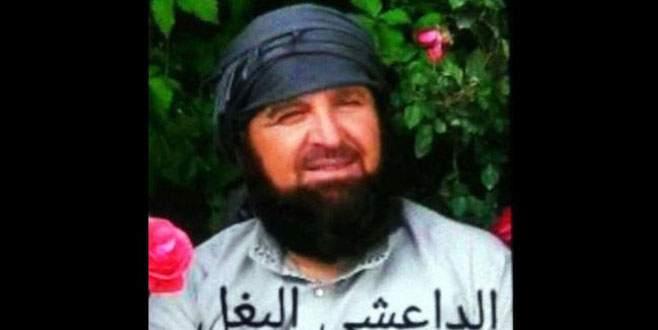 DEAŞ'ın infazcısı Türkiye'de yakalandı