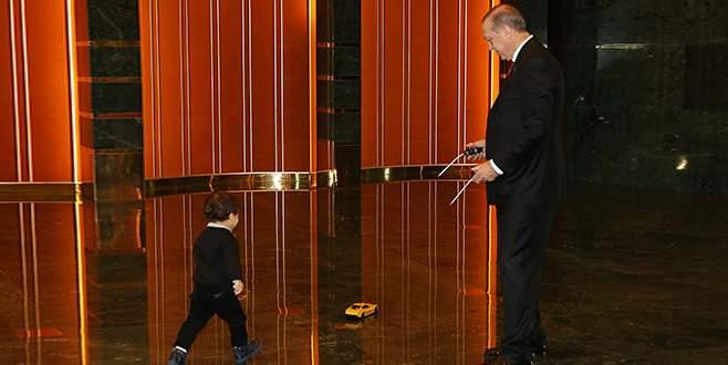 Cumhurbaşkanı Erdoğan'dan dikkat çeken paylaşım
