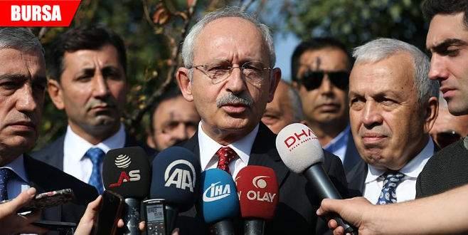 Kılıçdaroğlu: 'Her firmanın denetlenmesi gerekiyor'