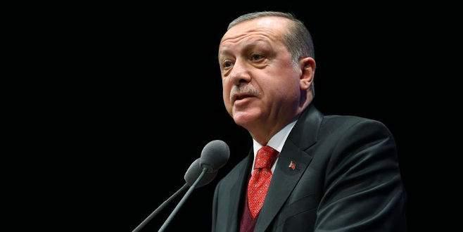 Erdoğan: 'Bizim anlayışımızda yatay mimari esastır'