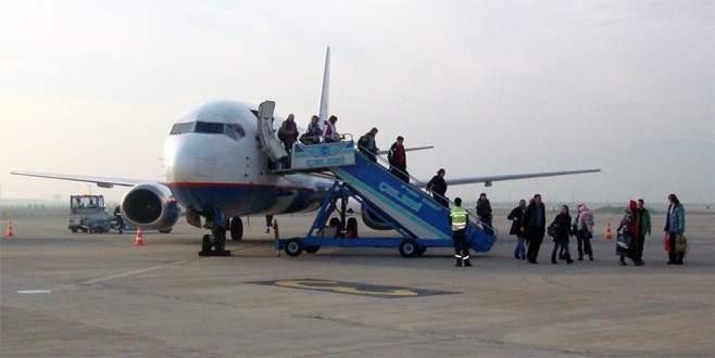 Yenişehir 10 ayda 208 bin yolcu ağırladı
