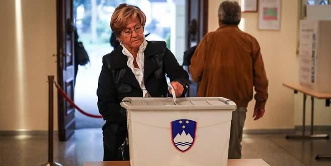 Slovenya'da cumhurbaşkanlığı seçiminin ikinci turu başladı