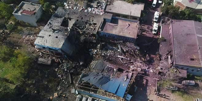 Bursa'daki patlamada ölenlerin ailelerine ev verilecek