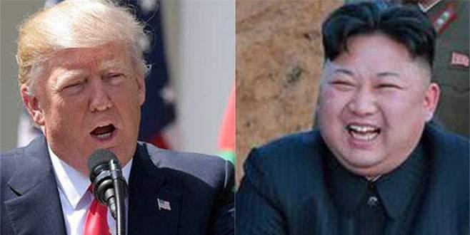 Trump'tan 'yaşlı' sözüne tepki