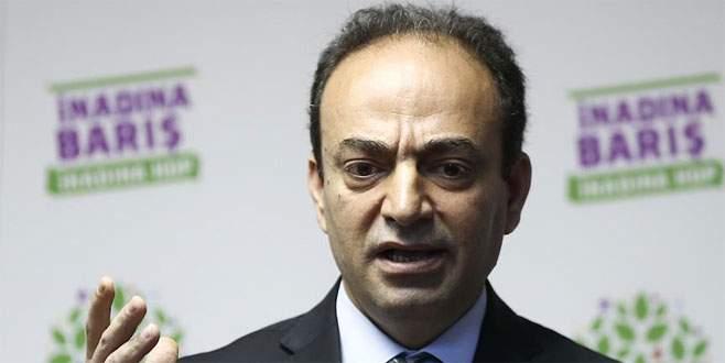 HDP'li Baydemir'in ifadesi alındı