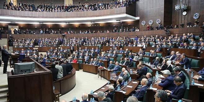 AK Parti'de grup başkanvekilliği seçimi yapıldı