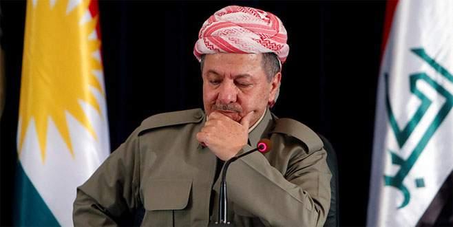 Barzani yenilgiyi kabul etti