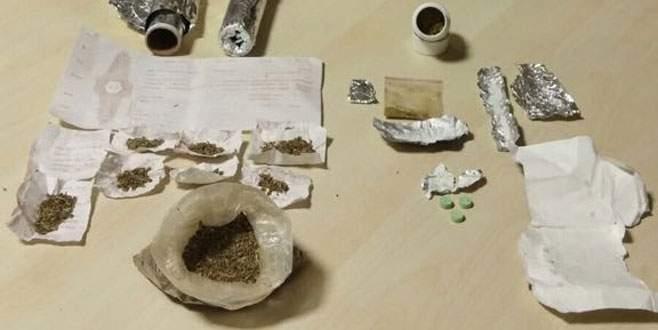 Bursa'da uyuşturucu operasyonları: 4 gözaltı