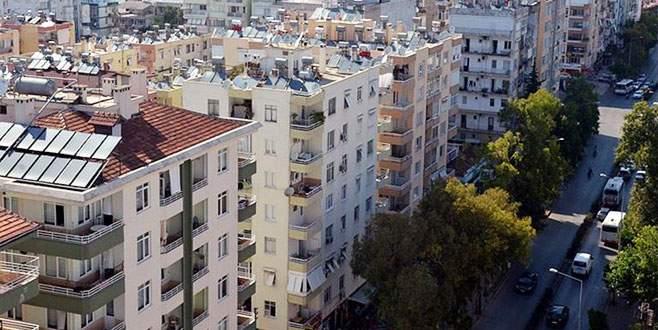 Kiralar en çok Bursa'da arttı