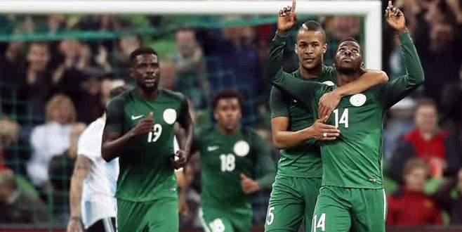 Ekong'lu Nijerya Arjantin'i geçti: 4-2