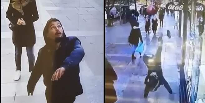 'Balona röveşata atan adam' tedavi altına alındı