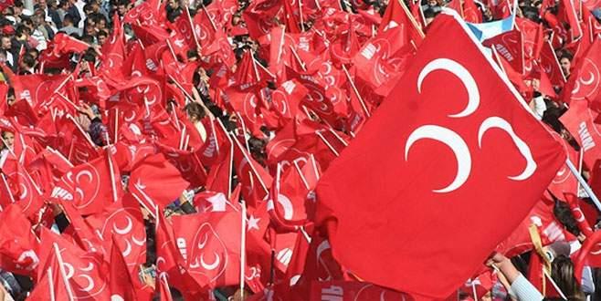 Gazipaşa'da MHP'den 150 istifa