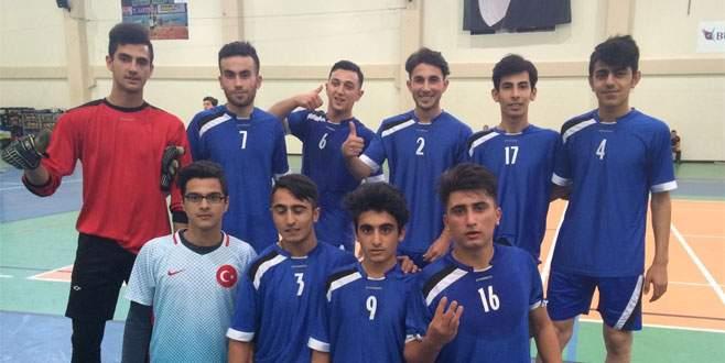Vani Mehmet 3'ledi! 3-1