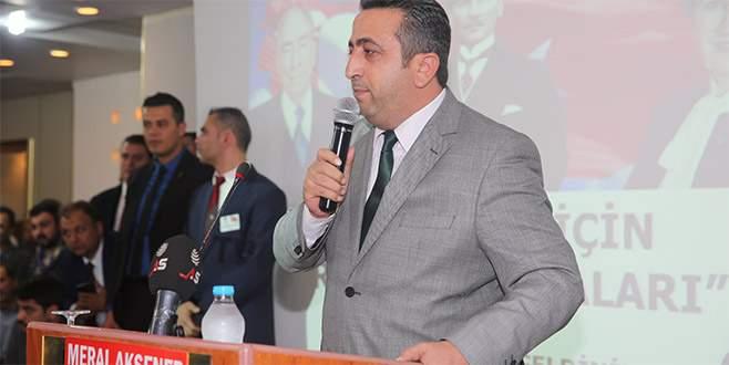 İYİ Parti Bursa İl Başkanlığı'nda beklenen atama gerçekleşti
