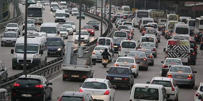 Bursa'nın trafik sorununa Ankara da el atacak