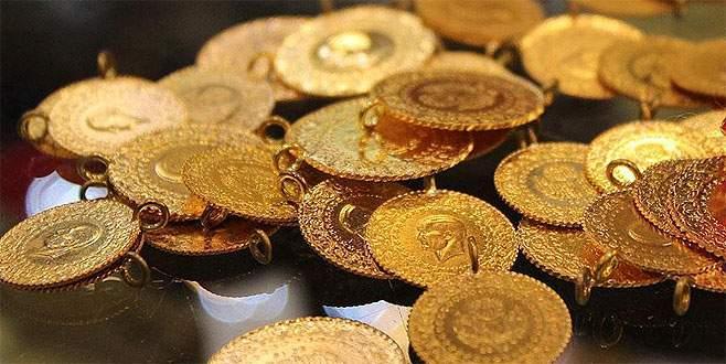 Darphane 10 ayda 40 tona yakın altın bastı