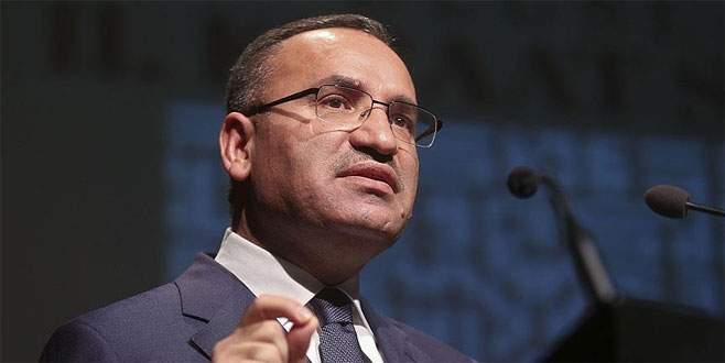 Bozdağ'dan 'Rıza Sarraf' açıklaması
