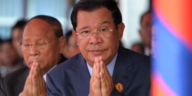 Kamboçya demokrasisi