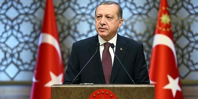 Erdoğan: Müdahale etmediğimiz için bu hale geliyor