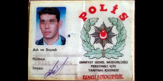 FETÖ'den açığa alınan polis 'fotokopi kimlikle' yakalandı